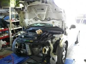 BMW ミニ 板金塗装 浦和・岩槻の板金塗装なら株式会社エムクラフト