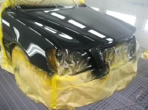 トヨタ クラウン 板金塗装 浦和・岩槻の板金塗装なら株式会社エムクラフト