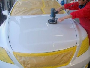 浦和・岩槻の板金塗装なら株式会社エムクラフトのコーティング