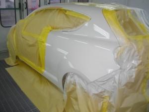アルファロメオ ミト 板金塗装 浦和・岩槻の板金塗装ならエムクラフト