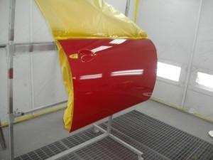 アルファロメオ156TI 板金塗装 浦和・岩槻の板金塗装ならエムクラフト