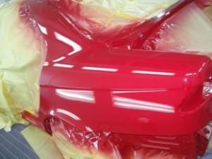 アルファロメオ 156 GTA 板金塗装