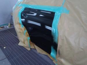 レクサス RX450h 板金塗装
